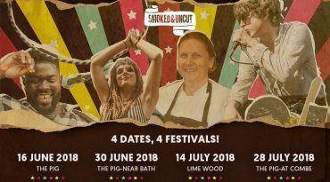 Smoked & Uncut Festival Tickets